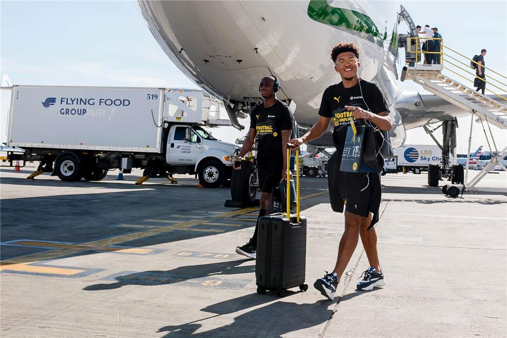 Seattle, Chicago, South Bend - das erwartet den BVB auf der USA-Reise