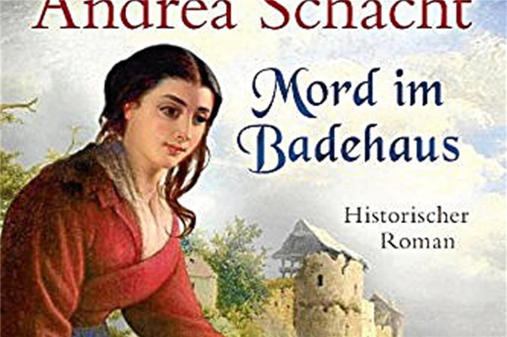 "Andrea Schacht: ""Mord im Badehaus"""