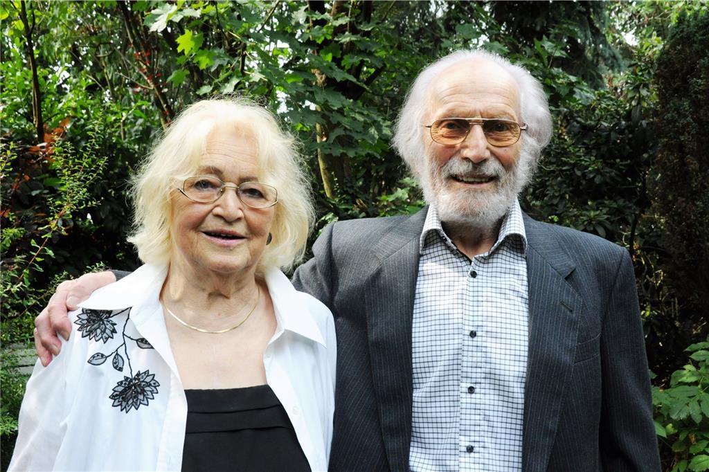 Brigitta Und Gunter Behle Feiern 60 Jahre Ehe