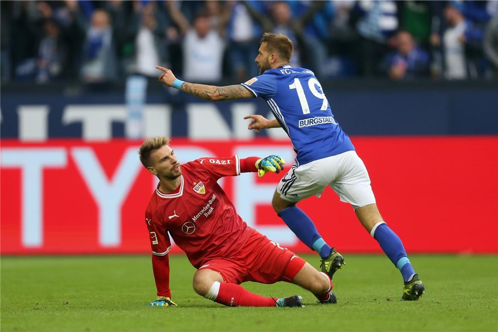 Schalke Bilder Weihnachten.Schalke Beendet Die Hinrunde Am Samstag Vor Weihnachten In Stuttgart