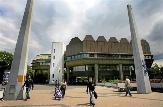 3848f0ed65ab56 Studiengebühren müssen nicht für neue Gebäude herhalten