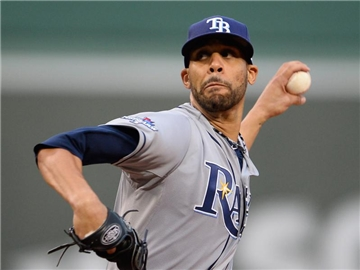 David Price bekommt bei den Boston Red Sox einen Rekordvertrag. Foto: CJ Gunther