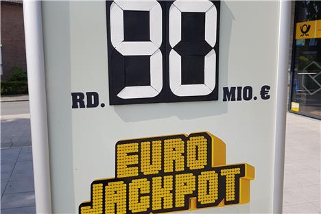 90 Millionen Jackpot Gewinner