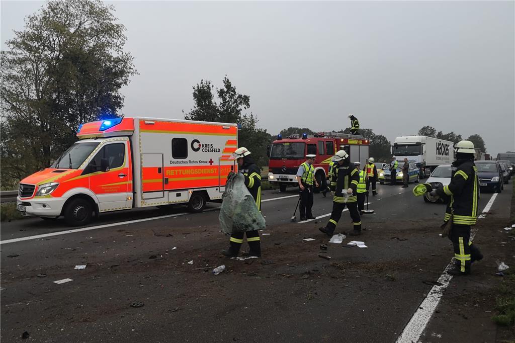 Unfall Werne Heute