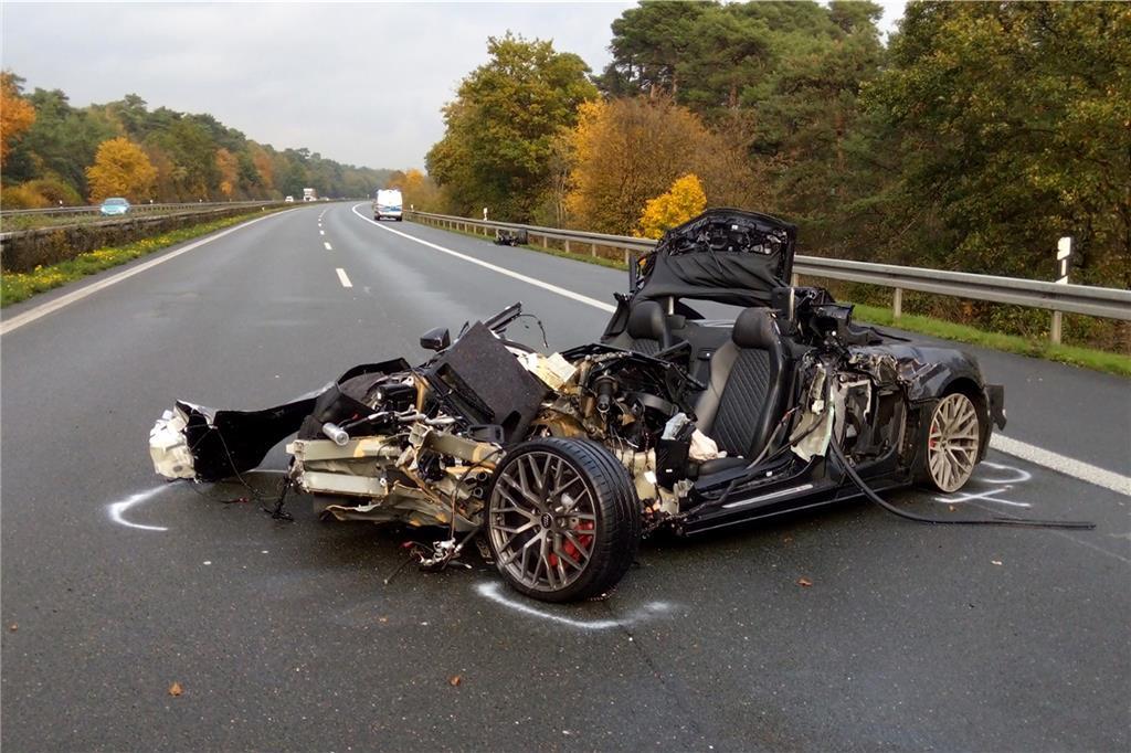 Unfall Audi