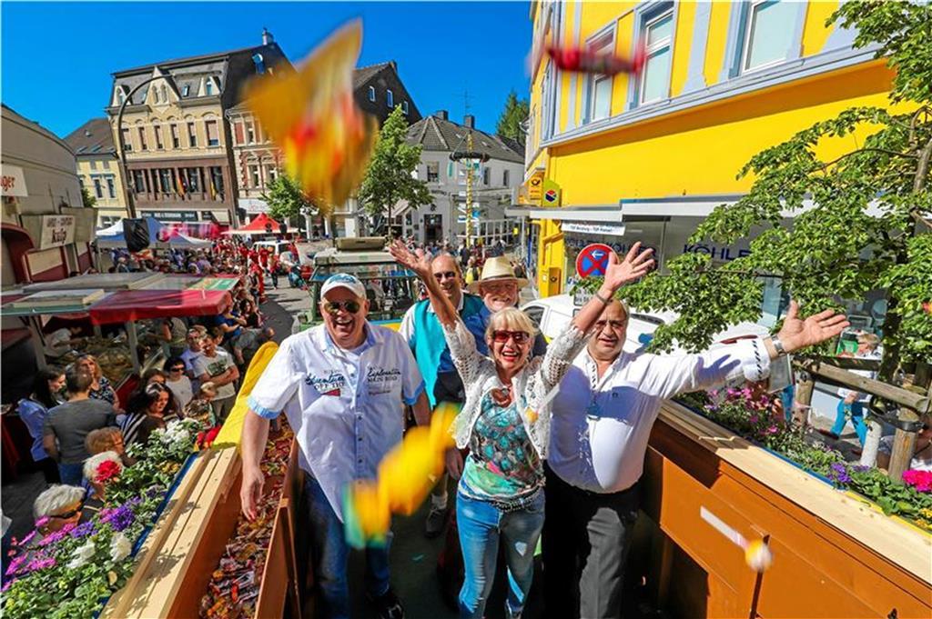 Feste Und Märkte In Gelnhausen