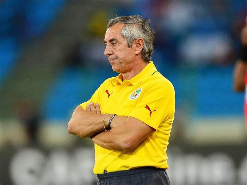 Trainer Senegal