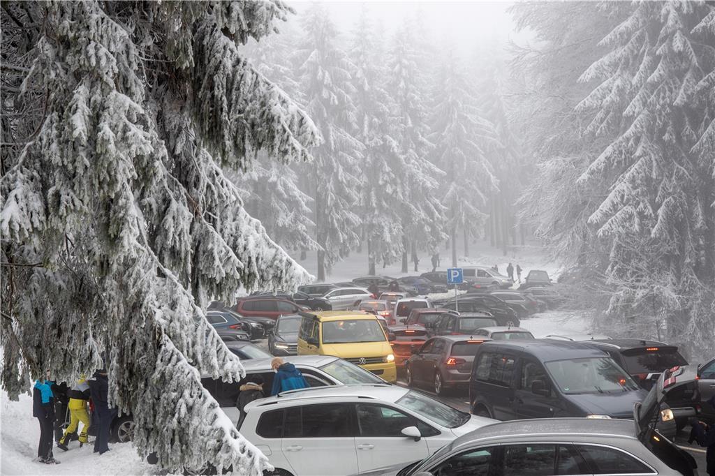 Liegt Im Taunus Schnee