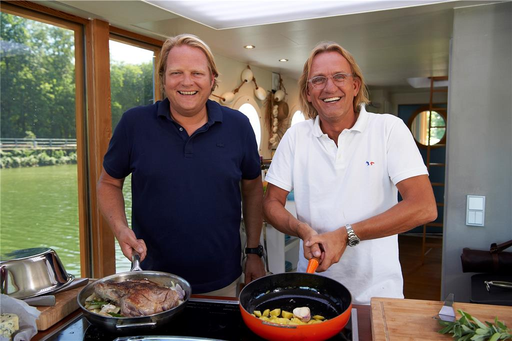 Björn Freitag Und Frank Buchholz
