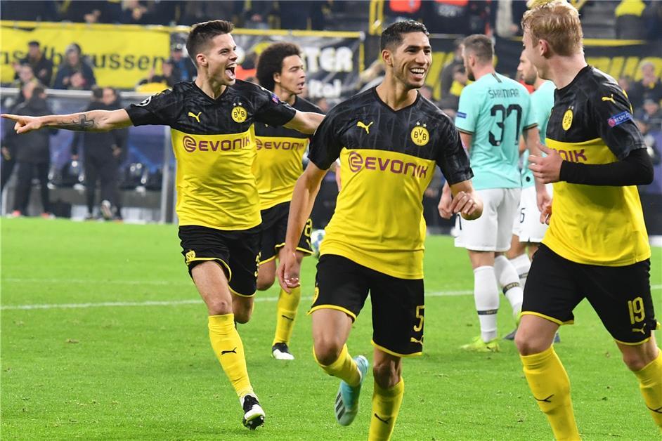 Wie Spielte Dortmund
