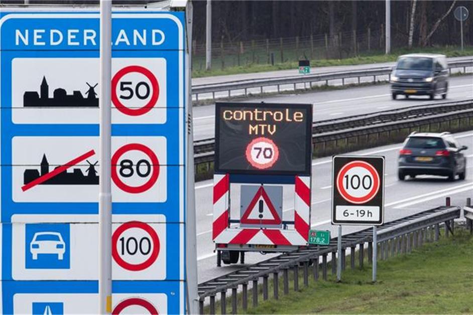 Grenze Holland Deutschland Corona