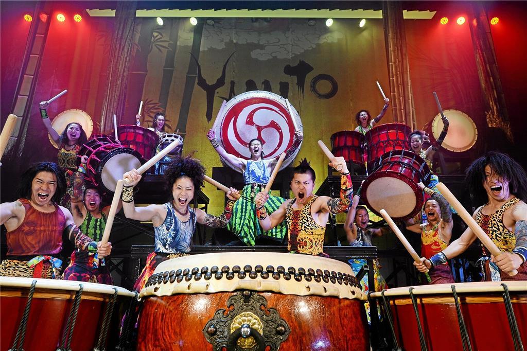 Yamato Trommler