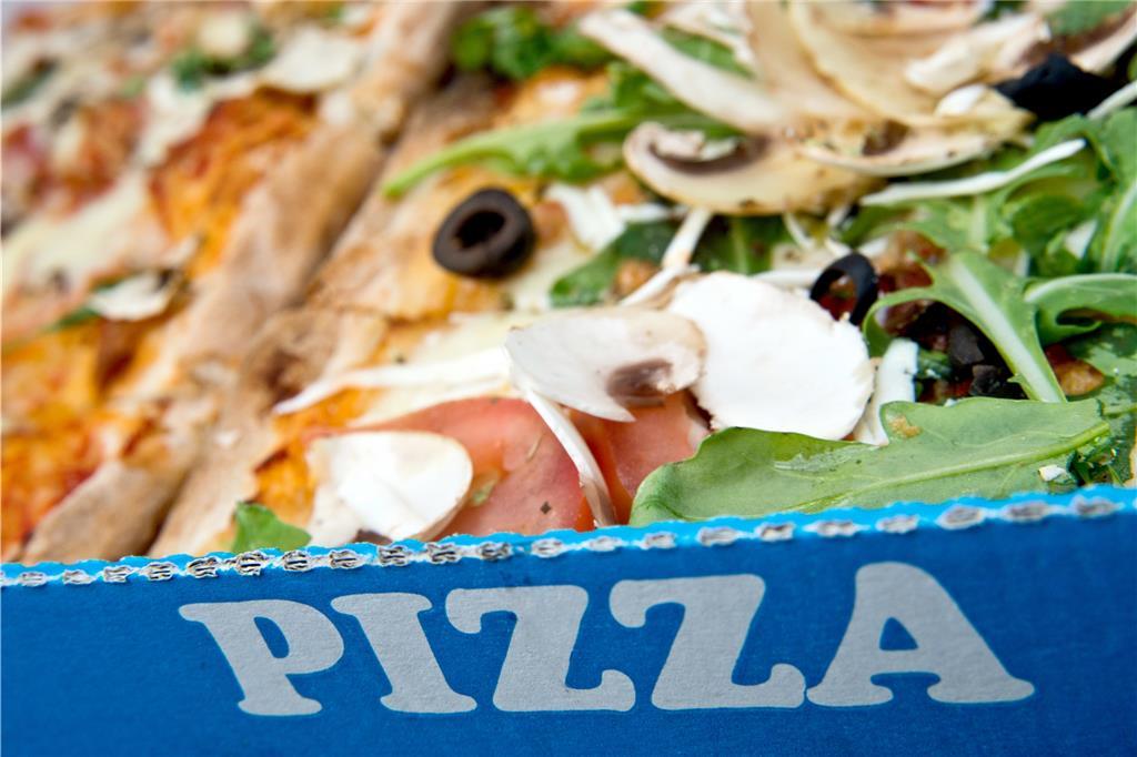 Pizzabote Trinkgeld