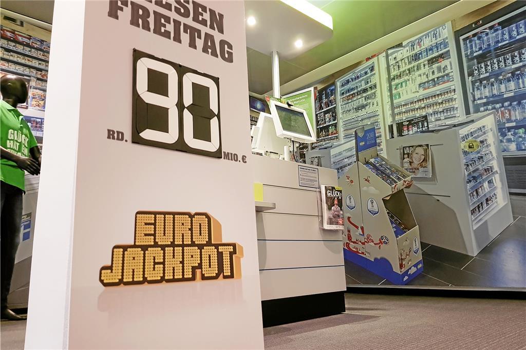 Wurde Der Eurojackpot Gewonnen