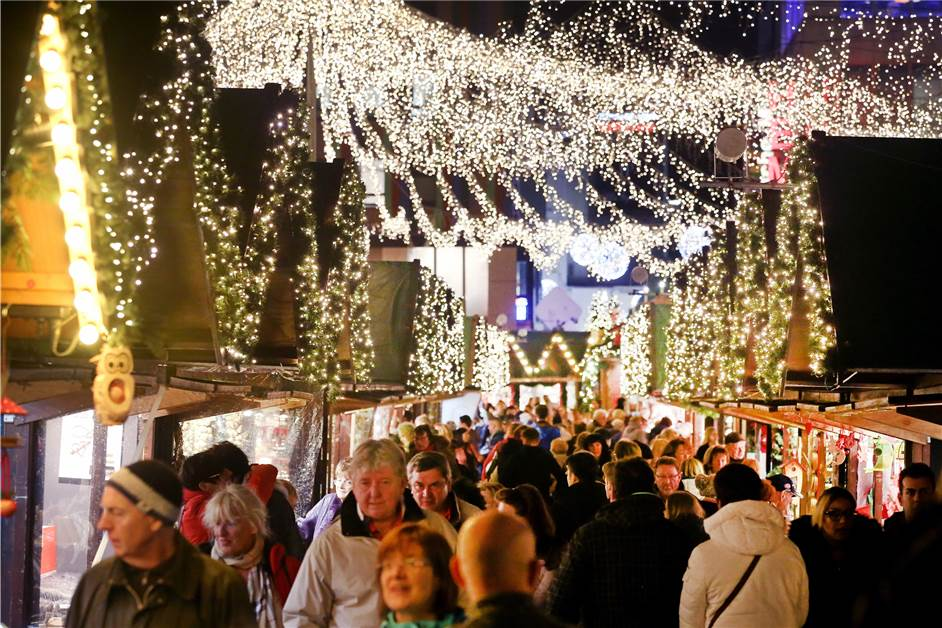 Weihnachtsmärkte In Nrw 2021