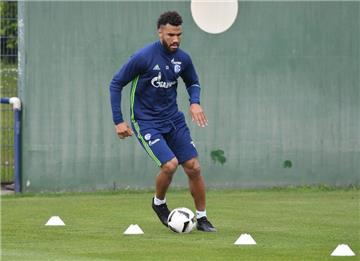 Choupo-Moting am Ball - Sorgen um Quartett