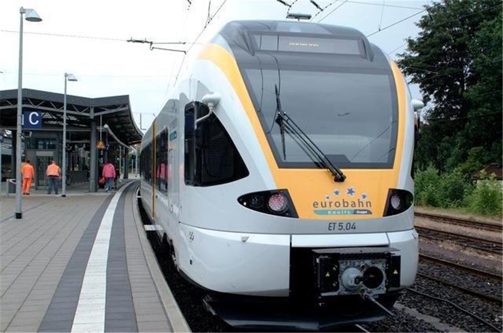 Bahnstrecke Münster Dortmund Ist Wieder Frei
