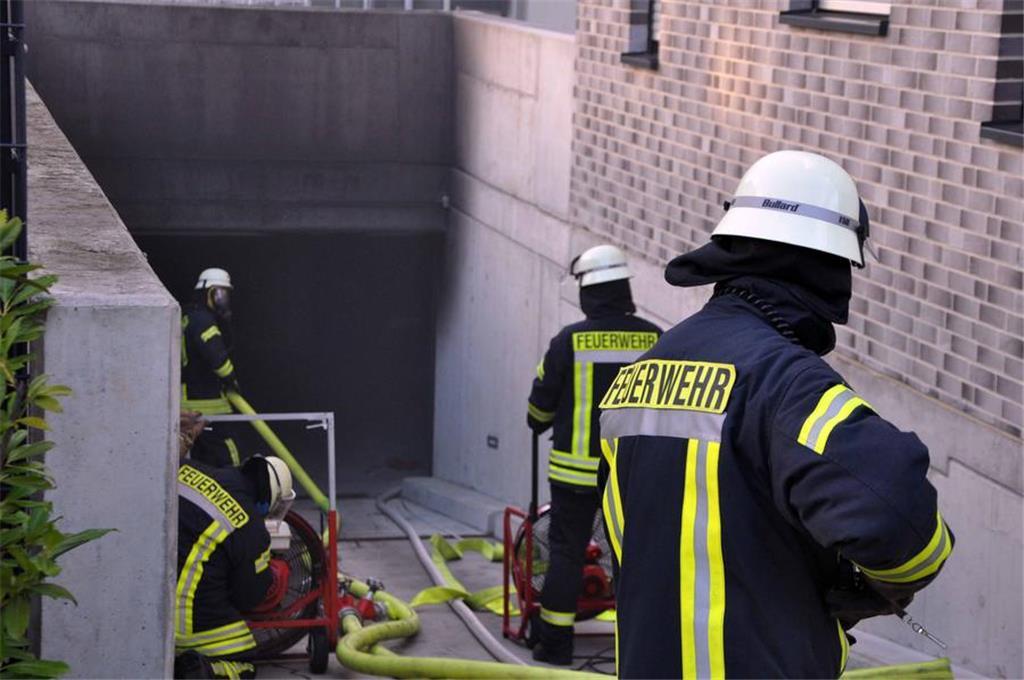Feuerwehreinsatz Jetzt