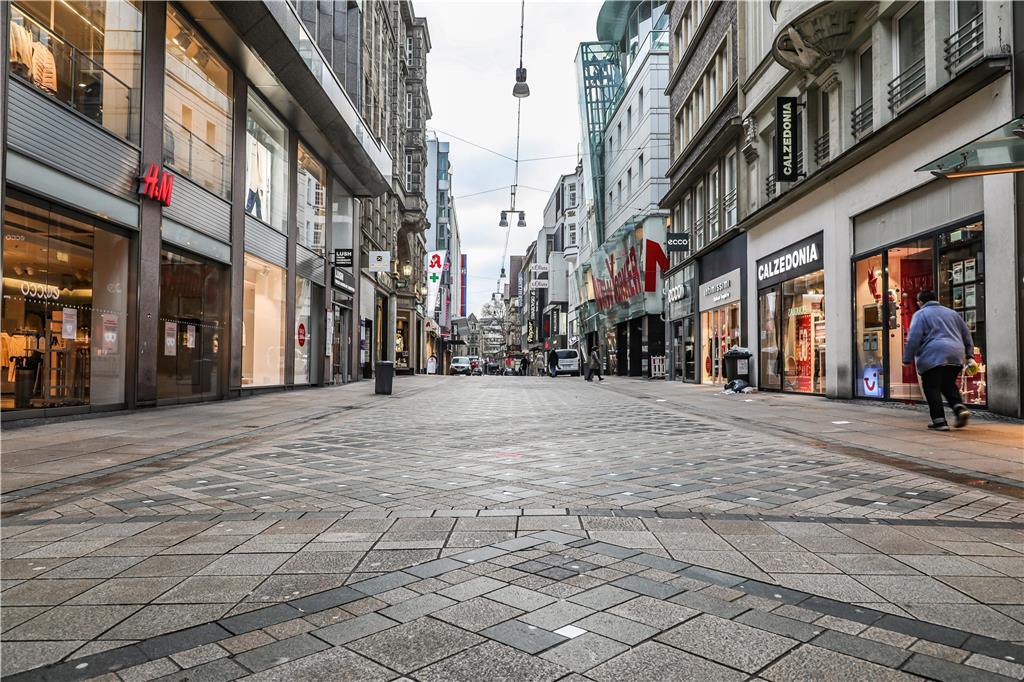 Dortmund Lockdown