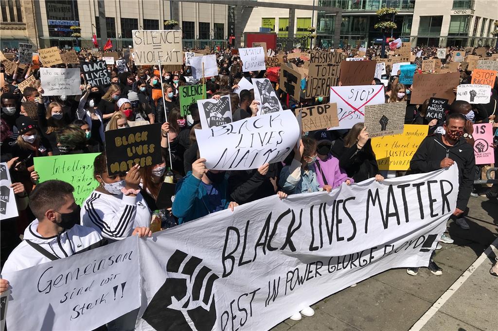 Demonstration Dortmund Heute