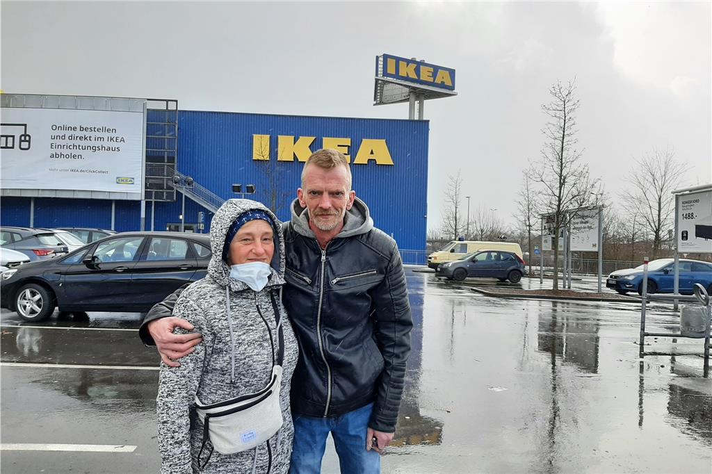 Ikea Corona Schlange