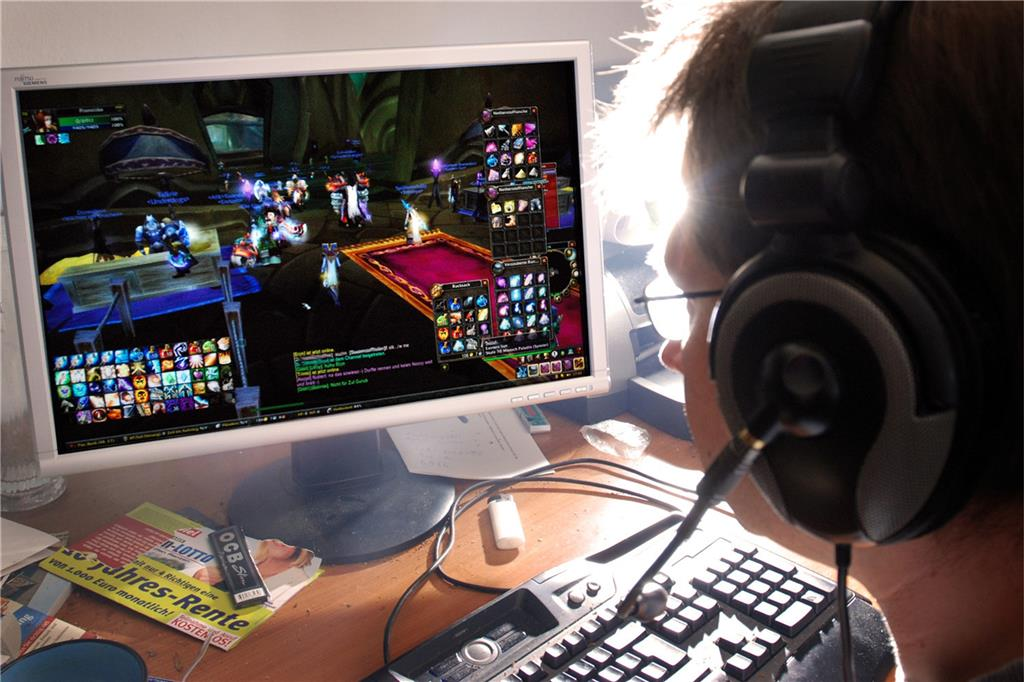 Spielsucht Online Bekämpfen