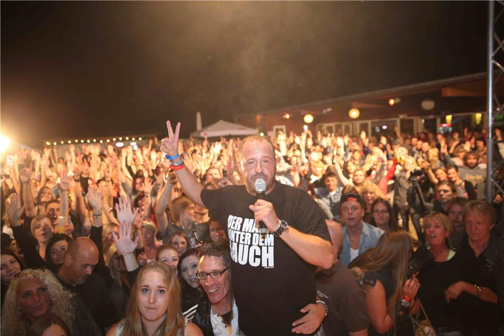 Single party am niederrhein