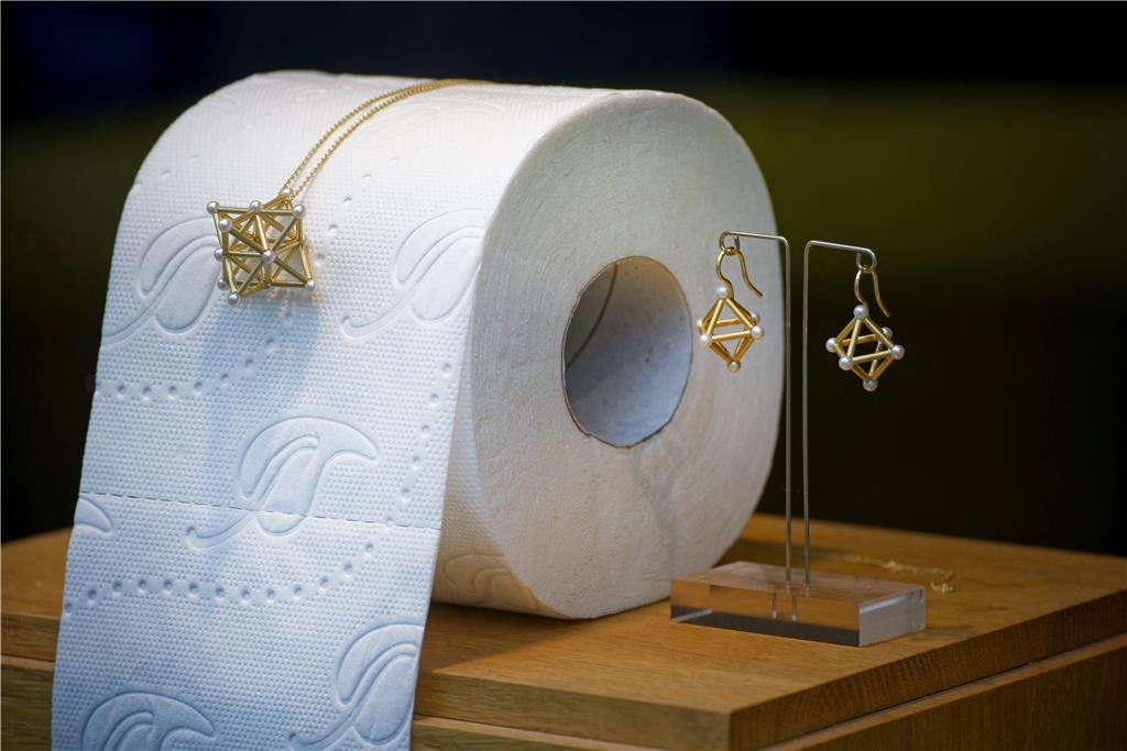 Toilettenpapier Corona