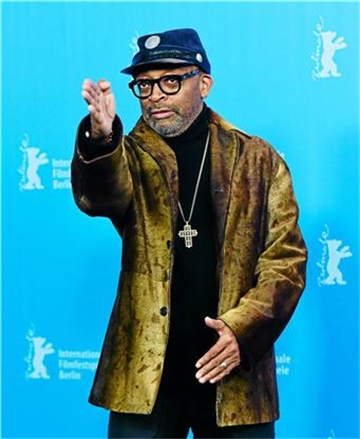 Spike Lee in Berlin