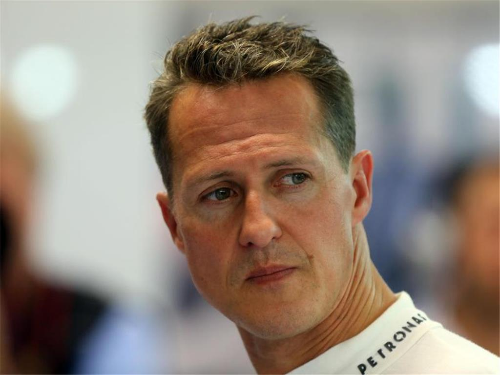 Michael Schumacher Genesung