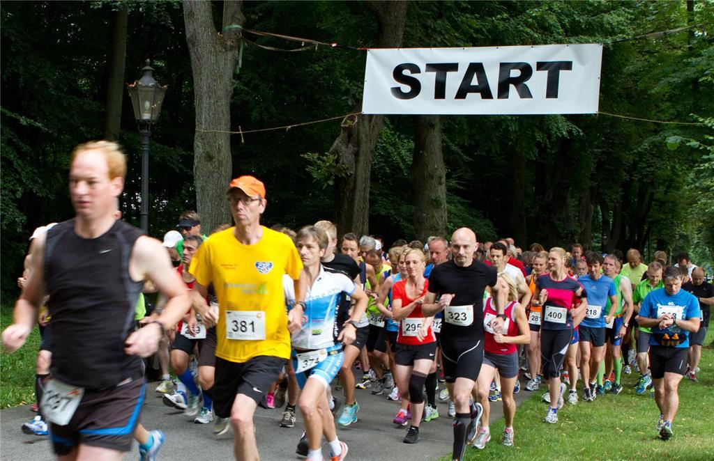 Nordkirchen Halbmarathon
